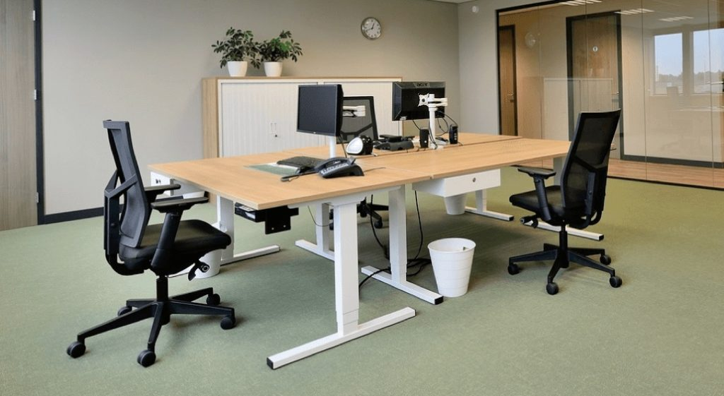 clean desk policy kantoorinrichting pantex